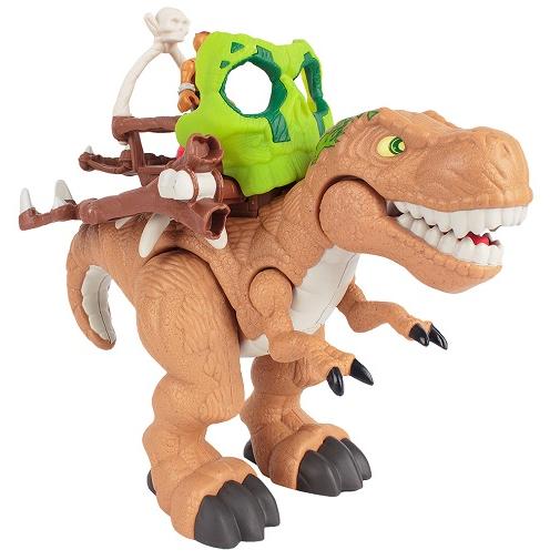 Фигурка интерактивная Динозавр T-REX Jurassic World Imaginext