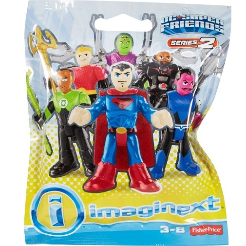 Фигурка в ассортименте DC Super Friends Imaginext