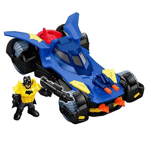 Игровой набор Бэтмобиль Batmobile DC Super Friends Imaginext