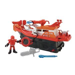 Игровой набор Пожарная лодка (Катер) Imaginext CGH88
