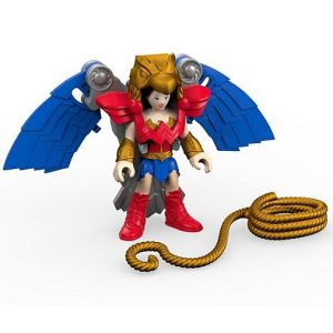 Игровой набор Wonder Woman Flight Suit DC Super Friends Imaginext