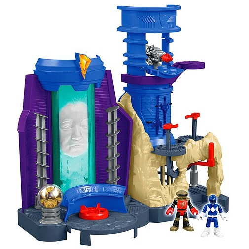 Набор Командный пункт Могучие рейнджеры Command Center Power Rangers Imaginext